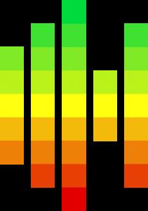 Noizze Media icono de colores