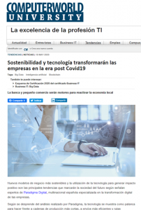 noticia en ComputerWorld