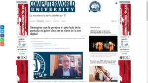 Pantallazo de Computer World